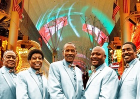 The Temptations Review - 60 Years Motown Gold - Greatest Hits Tour 2021