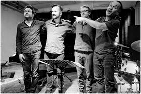 Bild: Christian Krischkowsky Quartet - Zum Entdecken