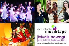 Dietzenbacher Musiktage 2021 - Festivalticket