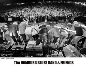 Bild: Hamburg Blues Band & Friends