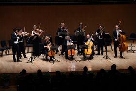 Bild: Stuttgarter Kammerorchester & Yu Zhuang (Violine)