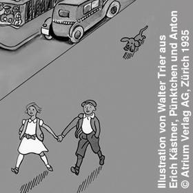 Bild: Pünktchen & Anton - von Erich Kästner - Für Zuschauer*innen ab 8  Jahren