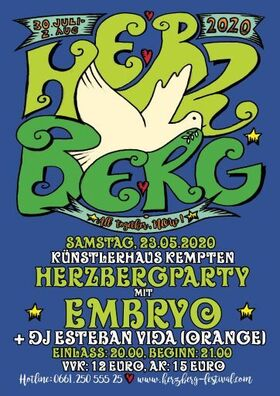 Bild: HERZBERG-PARTY - All together, now!