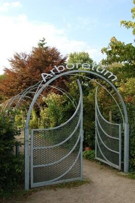 Bild: Jazz-Frühschoppen im Arboretum Melzingen