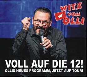 Bild: WITZ vom OLLI - VOLL AUF DIE 12!