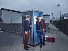 Bild: Auf der Bahn - Mit Rocko Schamoni und Gereon Klug