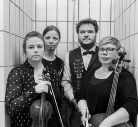 Svavar Knutur & String Trio (Island)
