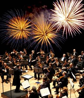 Bild: Silvesterkonzert - Johann Strauss Orchester Budapest