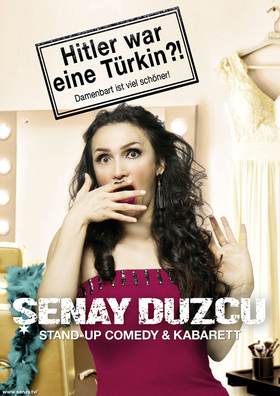 Bild: Senay Duzcu »Hilter war eine Türkin?!«