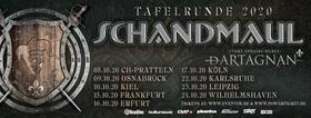 """SCHANDMAUL - """"Tafelrunde 2020"""""""