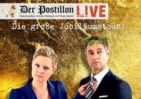 Bild: Der Postillon-LIVE - Die große Jubiläumstour!