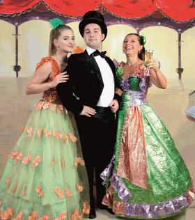 Bild: Operetten Revue - Operettencocktail mit Wiener Charme