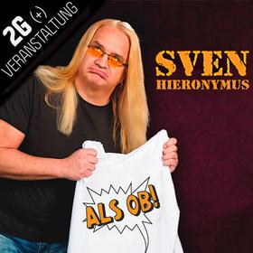 Bild: SVEN HIERONYMUS - mit seinem Programm
