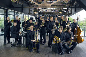 Bild: Radiomusik - Big Band