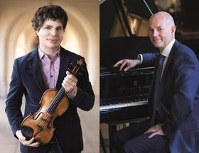 Bild: Augustin Hadelich, Violine & Charles Owen, Klavier