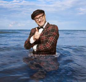 Bild: Tissot taucht was! Tiefgründiges Geblubber zum Weltwassertag