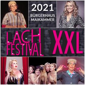 Bild: 4.LACHFESTIVAL Maikammer XXL - mit Lisa Feller, Daphne de Luxe, Alice Hoffmann, Die Schönen Mannheims & Kättl Feierdaach
