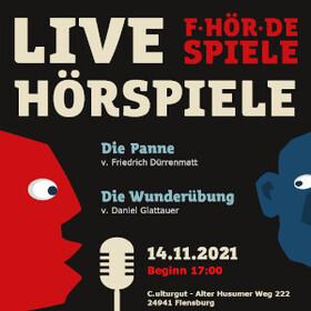 Bild: F-HÖR-DE Spiele: Live-Hörspiele -