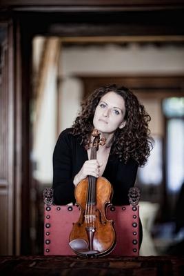 Bild: Liza Ferschtman, Malin Broman, Antoine Lederlin, Jonathan Biss - Klavierquartette von Dvorak und Brahms