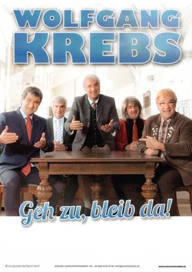 Bild: Wolfgang Krebs - Geh zu, bleib da!
