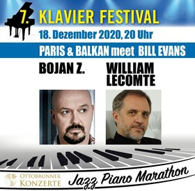 Bild: PARIS & BALKAN meet BILL EVANS