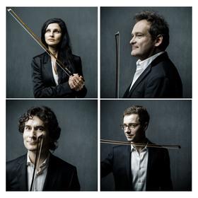 Bild: Belcea Quartet, Tabea Zimmermann, Jean-Guihen Queyras - Streichsextette von Brahms