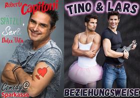 Bild: COMEDY-CLUB: Roberto Capitoni vs. Tino & Lars - Zwei Shows - Ein Abend!