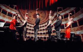 THE CAST – Die Rockstars der Oper
