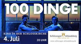 Bild: Kino in der Schlosskirche - 100 Dinge