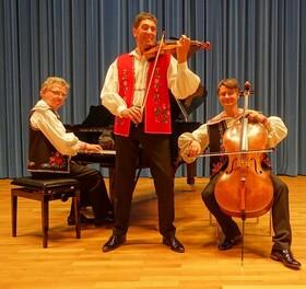 Salonorchester-Trio Ferenc Babari Neujahrskonzert
