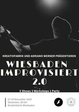 Wiesbaden Improvisiert - Tag 2: Streicheleinheiten & Der Fuchs & Die Musikpoeten