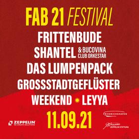 Bild: FAB Festival 2021: FAB Festival Samstag - Teil 1