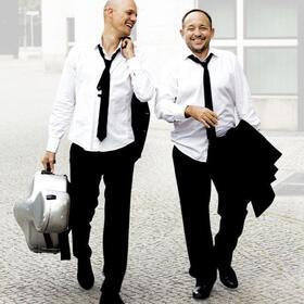 "Bild: Duo Runge & Ammon - ""RollOverBeethoven – Revolution"""