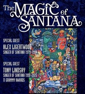 Bild: The MAGIC OF SANTANA - feat. Alex Ligertwood & Tony Lindsay