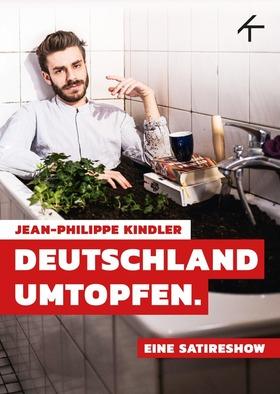 """Bild: JEAN-PHILIPPE KINDLER - """"Deutschland umtopfen"""""""