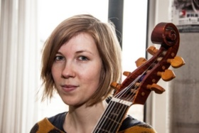 Bild: Between the Times - Charlotte Schwenke, Viola da Gamba, Lirone & Christian Elin, Bassklarinette, Sopransaxophon