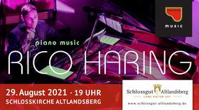 Bild: Rico Haring – Piano Music