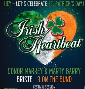 Bild: Irish Heartbeat - Let´s celebrate St. Patrick´s Day!