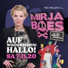 Mirja Boes live - Auf Wiedersehen! Hallo! - live in den VEC-Hallen