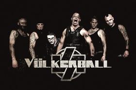 Völkerball - Rammstein Tribute - mit großer Pyroshow