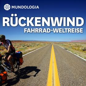 Bild: MUNDOLOGIA: Rückenwind - Fahrradweltreise