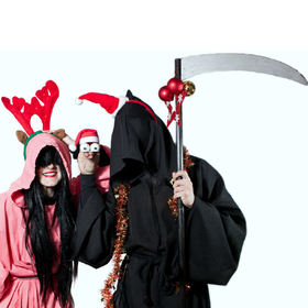 Bild: Der Tod - Tödliche Weihnacht Unplugged