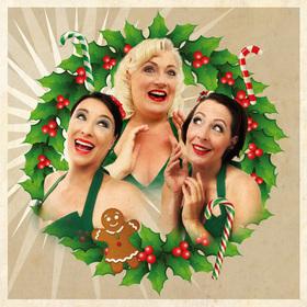 Bild: Sweet Sugar Swing - Swingin´ Santa