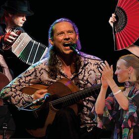 Bild: Ricardo Volkert & Ensemble - In den Gassen und Tavernen des Südens