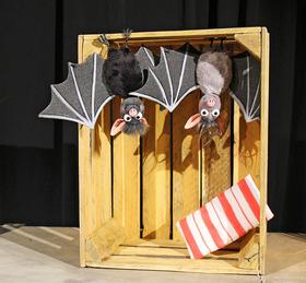 Bild: Tafiti und Pinsel - Figurentheater Marmelock