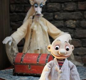 Bild: Iggi Poltergeist und das beste Geschenk der Welt - Seifenblasen Figurentheater