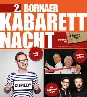 Bild: 2. Bornaer Kabarett-Nacht
