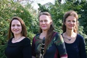 Bild: Schon lacht der holde Frühling - Romy Petrick, Susanne Ehrhardt, Marlies Jacob