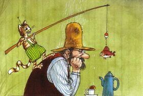 Bild: Armer Pettersson weihnachtlich - Figurentheater für Kinder ab 3 Jahren