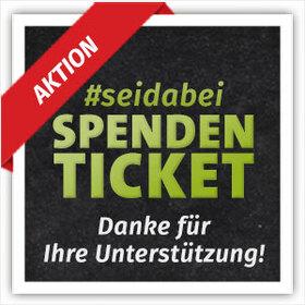 Bild: #seidabei Soli-Ticket Naturtheater Grötzingen - #seidabei